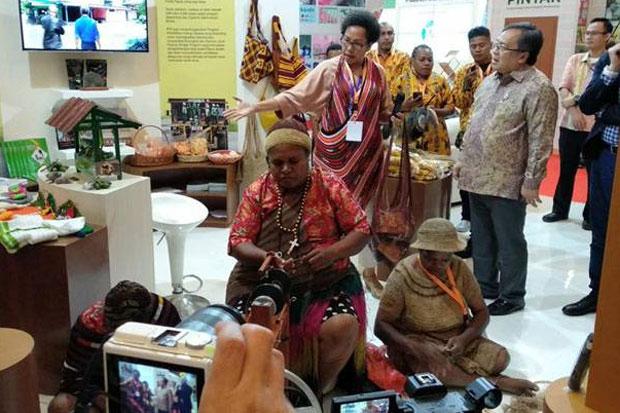 Begini 6 Fakta Menarik Noken, Warisan Budaya Dunia dari Papua