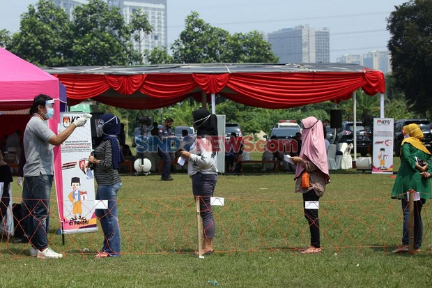 Sosialisasi Prokes di Daerah Pilkada, 22.000 Duta Perubahan Perilaku Dikerahkan