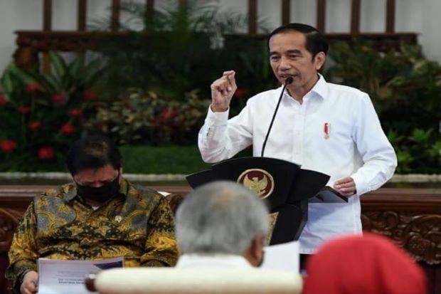 Belanja Online Meningkat Pesat, Jokowi Emoh Banjir Barang Impor