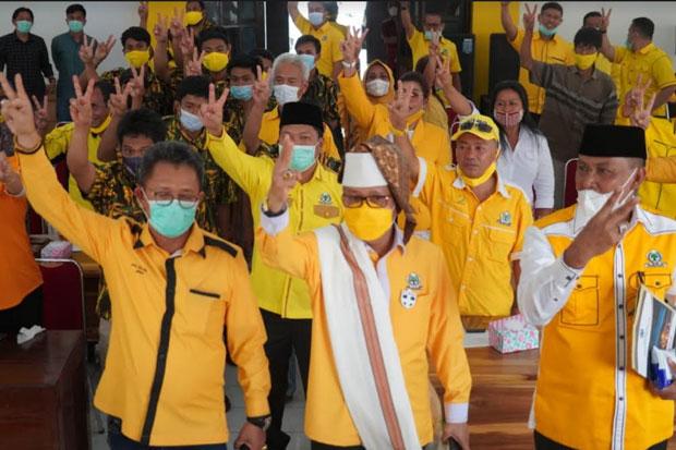 Fraksi Golkar Copot Jabatan John Rende di DPRD Sulsel