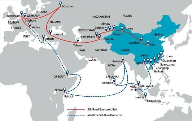 Wamendag: Manfaatkan Jalur Sutra Baru untuk Perluas Perdagangan RI