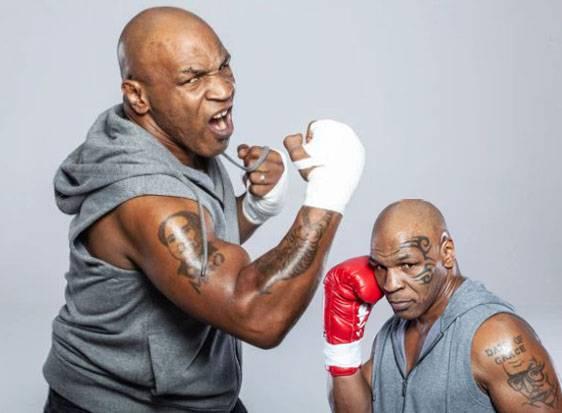 Mike Tyson dan Makna 6 Tato Koleksinya, Kalian Suka Yang Mana?