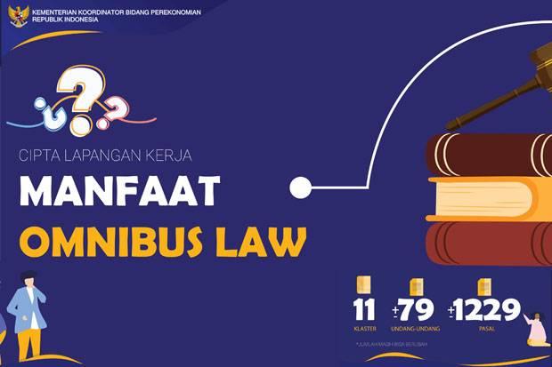 UU Omnibus Law Ciptaker Beri Perlindungan Hak-hak Pekerja