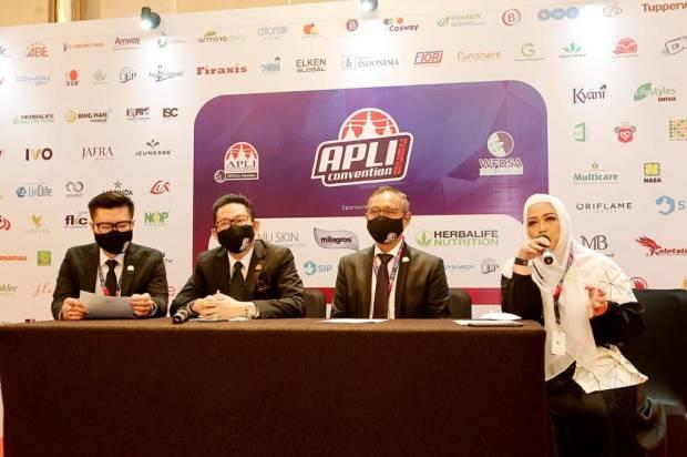 APLI Industri Direct Selling Beri Pendapatan ke Negara Rp16,3 Triliun