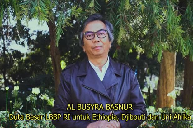 Dubes Al Busyra Basnur Sampaikan Renungan Hari Ibu yang Menggetarkan