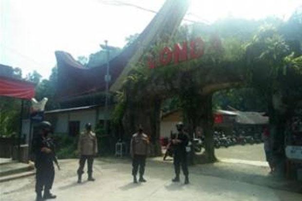 Jelang Nataru, Kapolres Toraja Utara Ingatkan Warga Patuhi Prokes