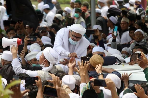Kasus Habib Rizieq Ditangani Bareskrim, FPI: Mudah-mudahan Bersih dari Kepentingan Politik dan Jabatan