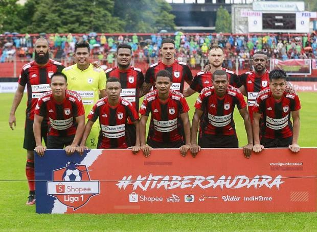 Persija Ditolak AFC, Persipura Melenggang ke Piala AFC 2021