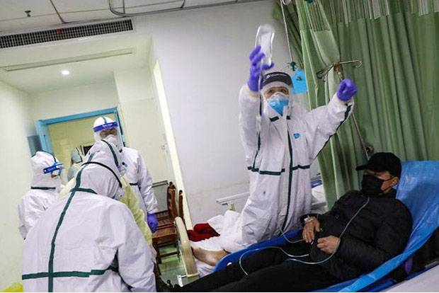 Dki Jakarta Duduki Urutan Pertama Jumlah Pasien Sembuh Covid 19