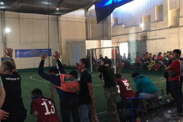 Lewat Fun Futsal, Red Gank Jalin Silaturahmi Sesama Suporter PSM