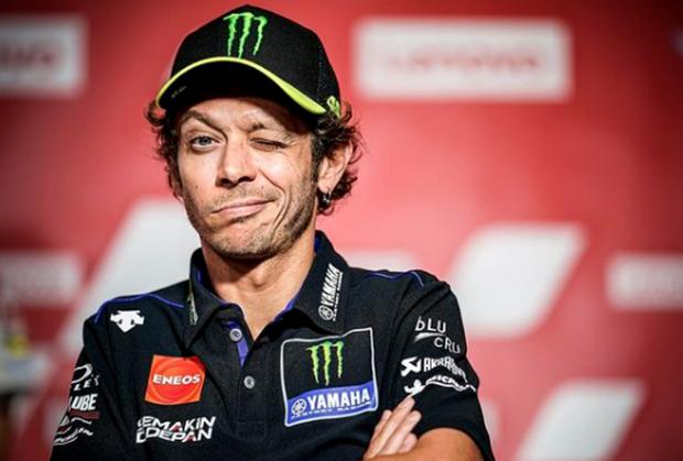 Suka Duka MotoGP 2020 versi Valentino Rossi