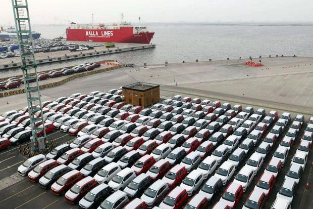 IPCC Volume Ekspor Mobil Memperlihatkan Perbaikan di Terminal IPCC