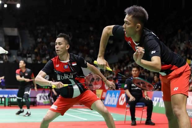 China Absen di Turnamen Seri Asia, Indonesia Dapat Untung