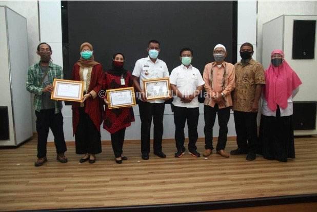 Pertamina RU III Plaju Raih Penghargaan dari Walikota Palembang
