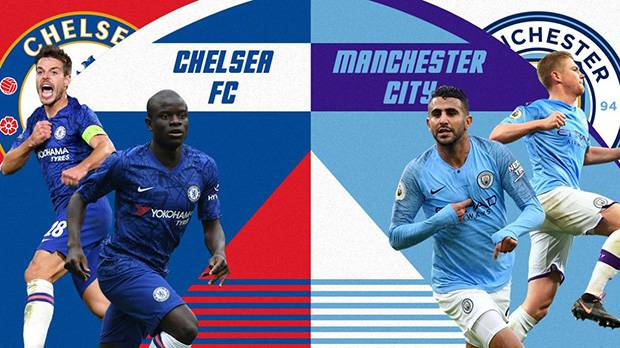 Preview Chelsea vs Manchester City: Big Match Awal Tahun!