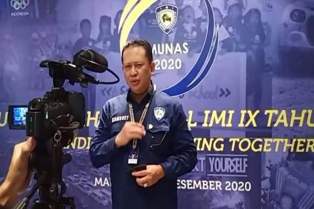 Bamsoet Pastikan Sejumlah Pembalap Muda Berprestasi Masuk Kepengurusan IMI 2021-2024
