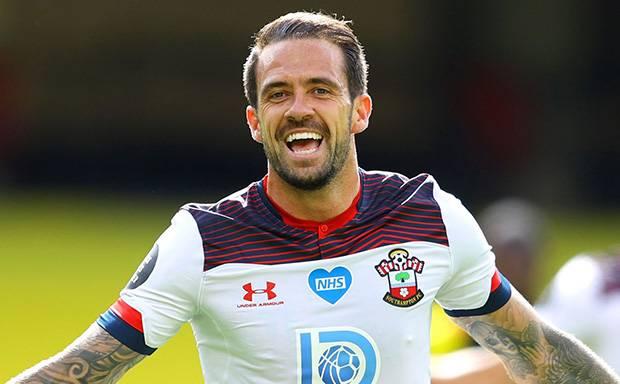 Pelatih Southampton Yakin Danny Ings Siap Hadapi Liverpool