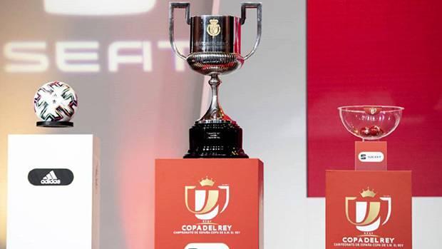 Jadwal Pertandingan Copa del Rey, 5-7 Januari 2021