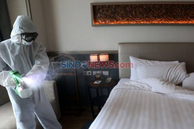Duh Gusti Bisnis Hotel Babak Belur Nunggu Vaksinasi