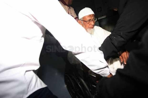 Abu Bakar Ba'asyir Bebas, Perlu Dirangkul untuk Program Deradikalisasi