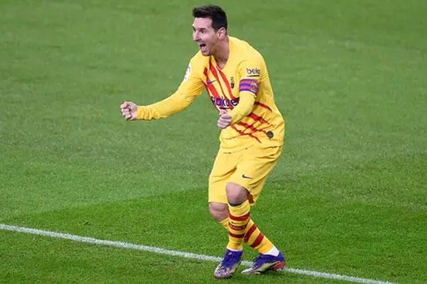 Ronald Koeman Sebut Messi Sudah Kembali ke Perfoma Terbaiknya