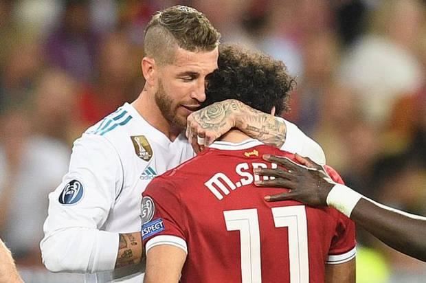 Sergio Ramos Gabung Liverpool, Mohamed Salah Pindah?