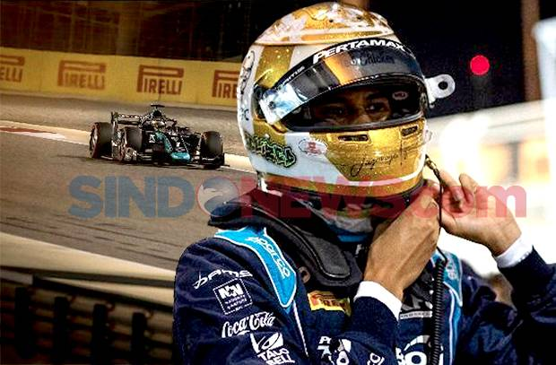 Hengkang dari Formula 2, Sean Gelael Gabung World Endurance Championship
