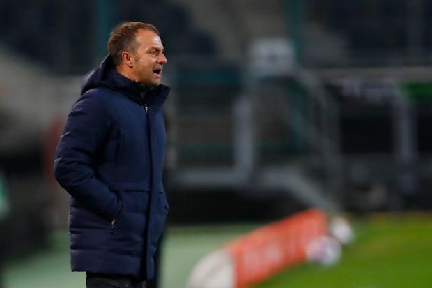 Hansi Flick Beberkan Penyebab Bayern Bisa Dikalahkan Monchengladbach