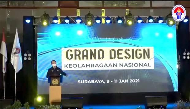 Kemenpora Gelar Finalisasi Grand Design Keolahragaan Nasional