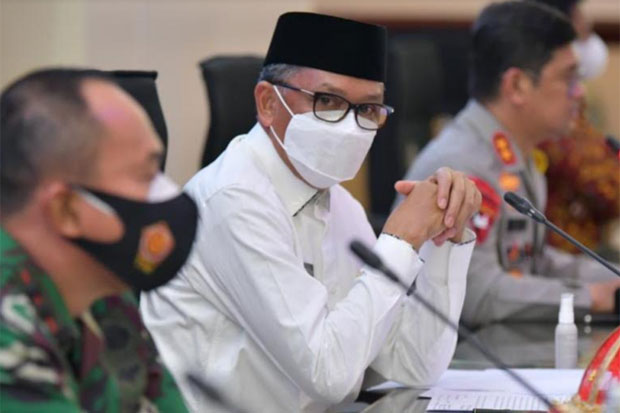 Tragedi Sriwijaya Air, Nurdin Abdullah Berharap Ada Mukjizat