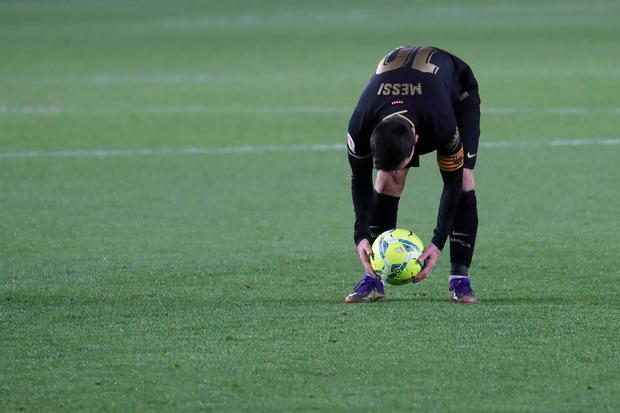 Neymar dan Mbappe Hambat Langkah Lionel Messi ke PSG