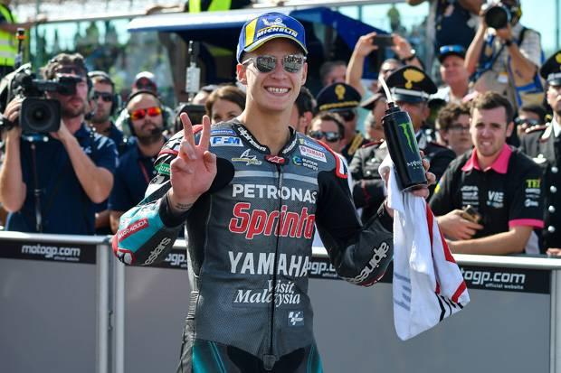 Quartararo Digadang-gadang Jadi The Next Marc Marquez