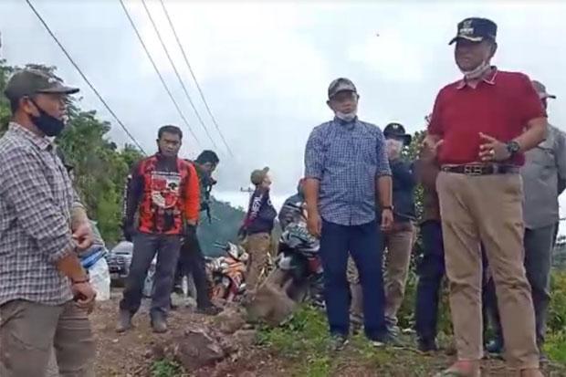Bupati Luwu Pastikan Ganti Rugi Lahan Warga di Latimojong