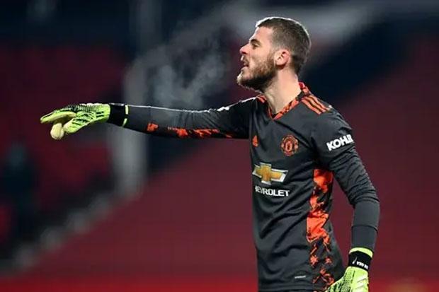 De Gea Ingin Manchester United Tak Lewatkan Peluang Puncaki Klasemen
