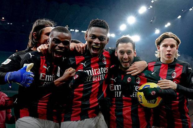 Lolos ke 8 Besar Coppa Italia, Pioli Puji Pikiran Positif Milan