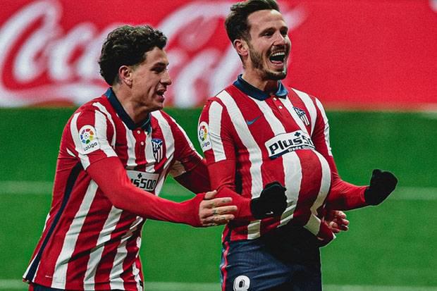 Atletico Tumpas Sevilla, Saul Niguez: Senang Bisa Bantu Tim