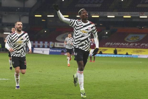 Bawa Man United Bertakhta Pertama Sejak 2012, Solskjaer Puji Pogba