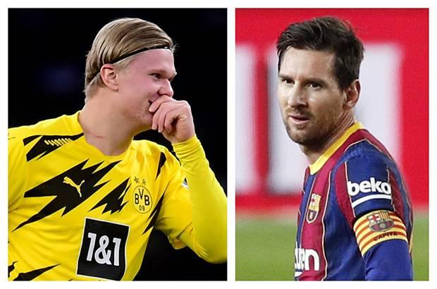 Lionel Messi Hengkang, Barcelona Terjebak Transfer Panik?