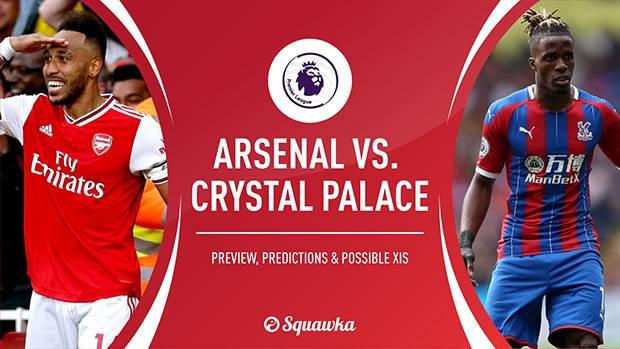 Preview Arsenal vs Crystal Palace: Siapa Penguasa Wilayah?