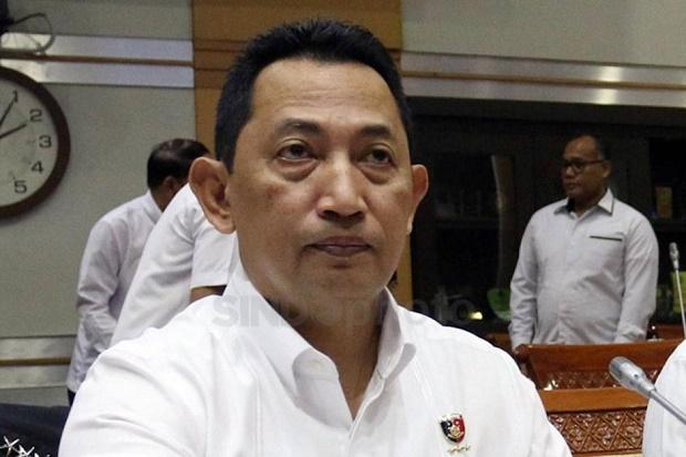 Foreder Apresiasi Jokowi Tunjuk Komjen Listyo Sigit sebagai Calon Kapolri