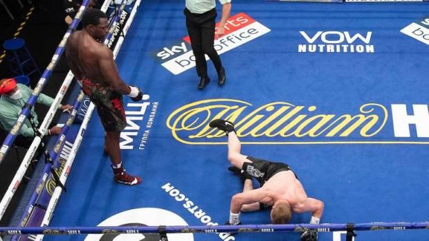 Dillian Whyte Balas Kekalahan KO dari Alexander Povetkin Maret