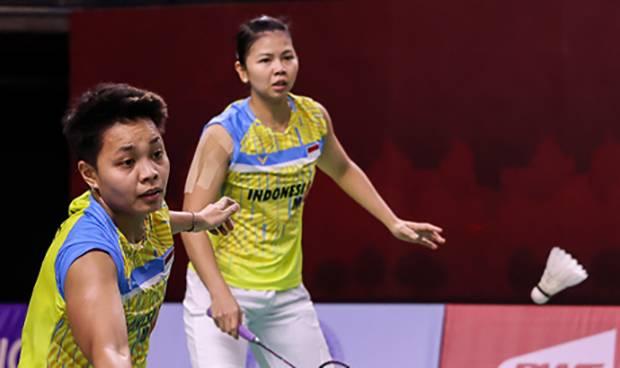 Hasil Pertandingan Wakil Indonesia di Thailand Open, Rabu (13/1/2021)