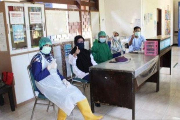 Ruang Isolasi Pasien Covid-19 RSDK Makassar Sudah Penuh