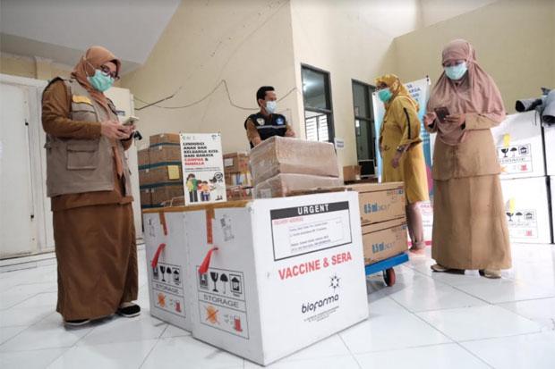 Vaksin Covid-19 Tiba di Gowa, Siap Digunakan 14 Januari 2021