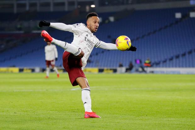 Jika Tampil Saat Arsenal vs Palace, Aubameyang Janji Pulihkan Naluri