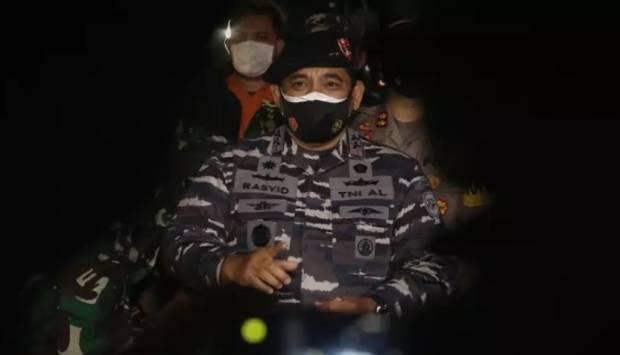 Pimpin Pencarian Sriwijaya Air, Pangkoarmada I: Kita Fokus Temukan Korban
