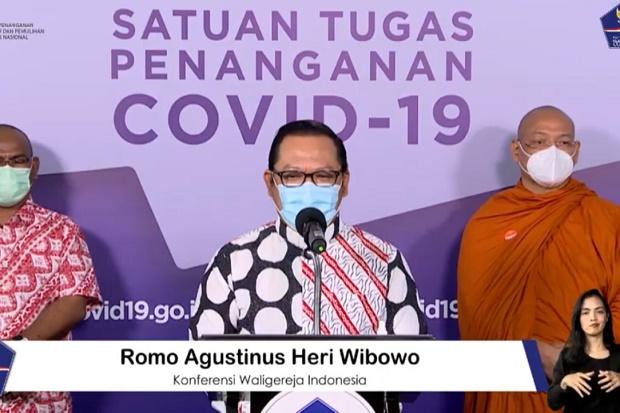 Usai Divaksin Bersama Jokowi, Romo Agustinus: Saya Sehat, Tidak Ada Efek Samping