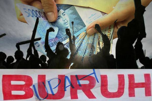 Serikat Buruh Apresiasi Gubernur yang Naikkan UMP/UMK 2021