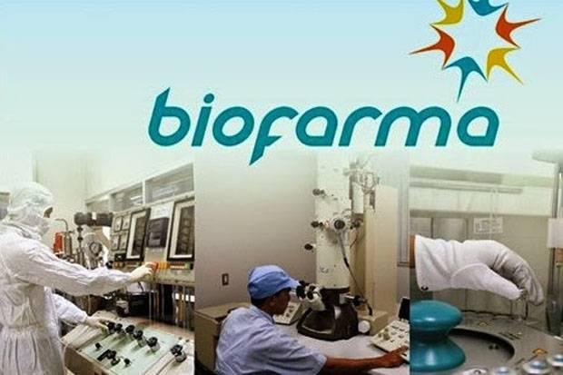 Bio Farma Sudah Olah 15 Juta Bahan Baku Vaksin Sinovac, Target 1 Juta Dosis per Hari