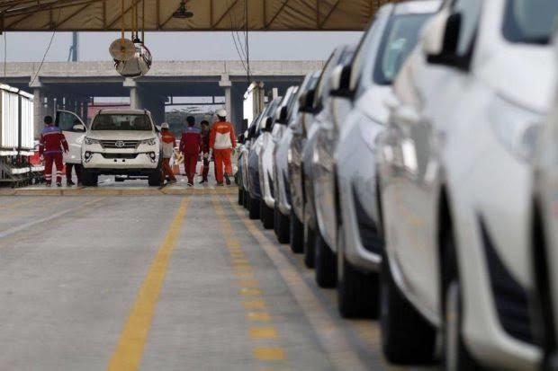 Ekspor Mobil RI Dijegal Filipina, Ini Sikap Pemerintah